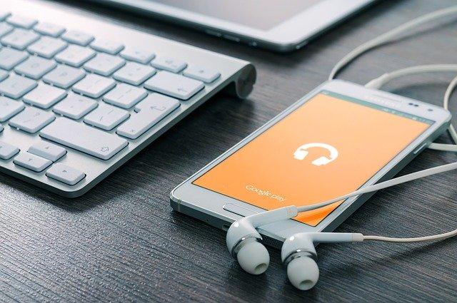 música y playlist